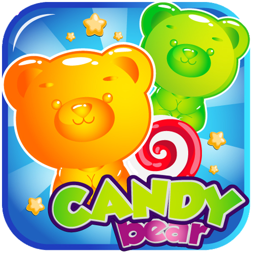 Candy Gummy Bears - Soda Match 3 Puzzle Games Free! Play the Legend of Yummy Candy Blast Mania (Top free match three games in Candy Land Board Game For Amazon Fire) (Best Selling Sodas In The World)