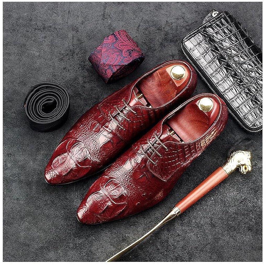 Formale Lederschuhe Der Männer Spitzte Spitzte Männer Mode Bequeme Schuhe Handgemachte Geschnitzte Schuhe, Die Abendessen Schwarze Schuhe Wedding Sind b4ea78