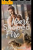Heart Shaped Fire: an mm shifter romance (Crescent Kingdom: Chambers Pack Book 1)
