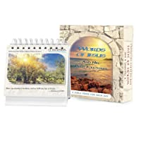 Words of Jesus and His early followers: A 365 Day Perpetual Calendar / Daily Desktop Quotebook