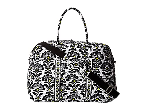 51a1dfae2a06 Image Unavailable. Image not available for. Color  Vera Bradley Grand  Traveler Fanfare