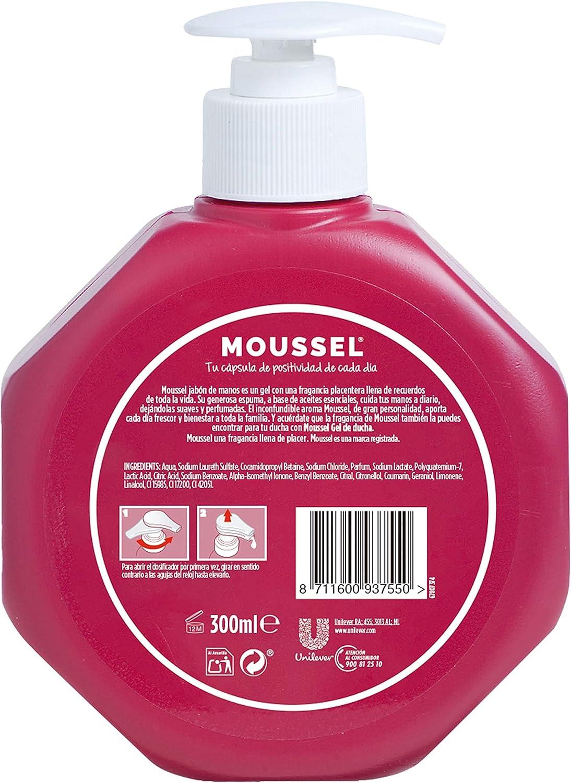 Moussel - Jabon de manos - 300 ml: Amazon.es: Belleza