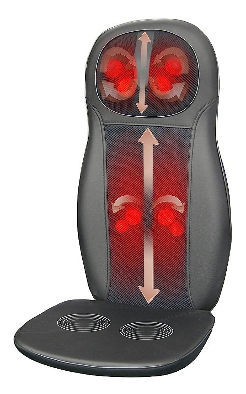 Zyllion Shiatsu Neck & Back Massager Cushion