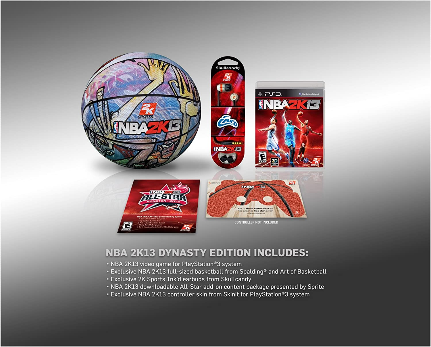 Amazon com: NBA 2K13 [Online Game Code]: Video Games