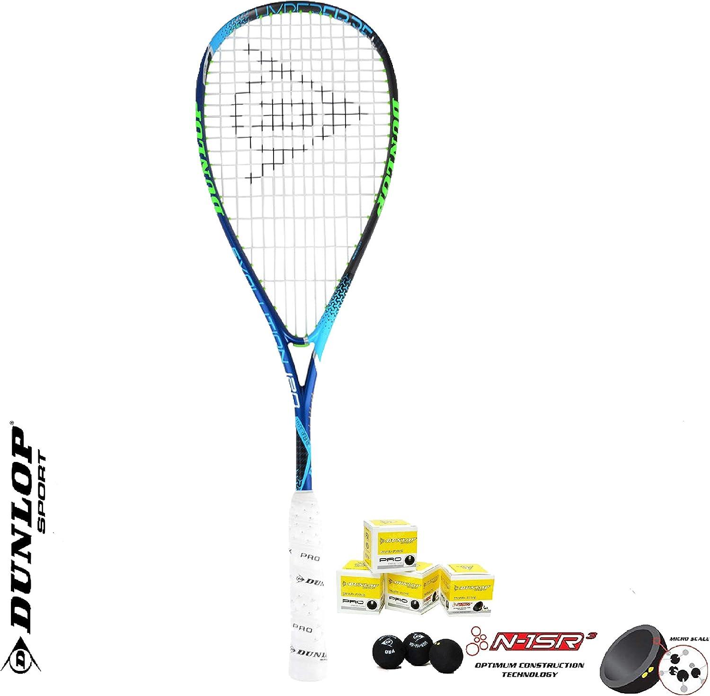 Evolution Pro Squash Racquet Dunlop Hyperfibre