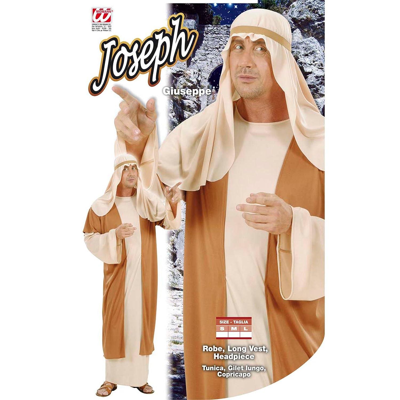 WIDMANN Generique Disfraz de San José Navidad Adulto L ...