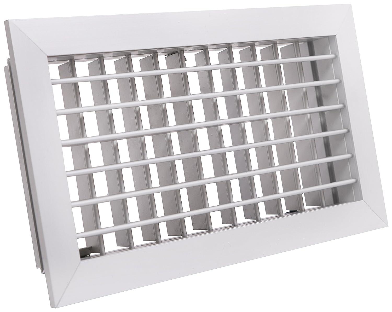 Tradair 0111HVSF3015 Rejilla 300 x 150 mm Aluminio