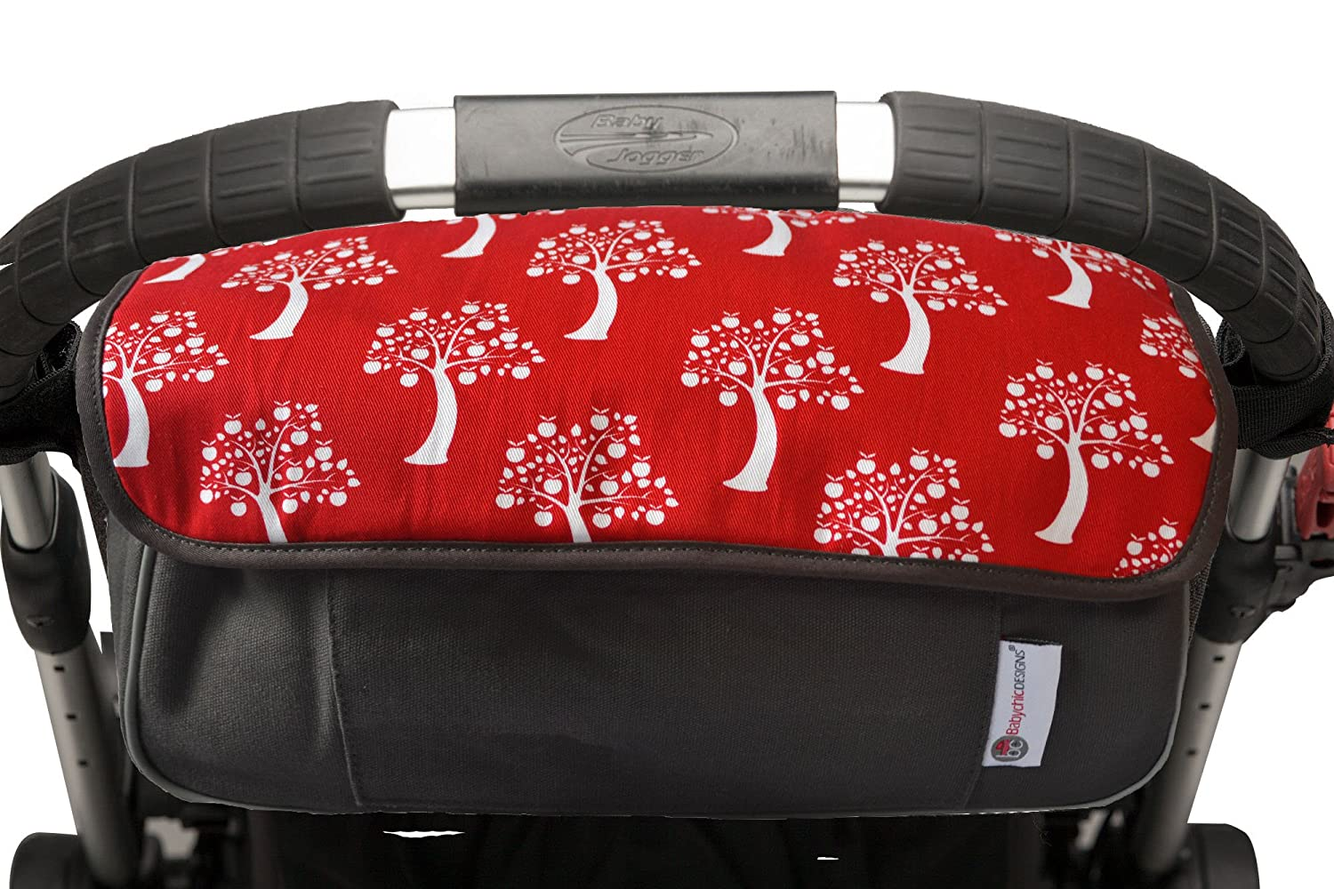 Babychic 100 Percent Cotton Buggy Liner Apple Tree