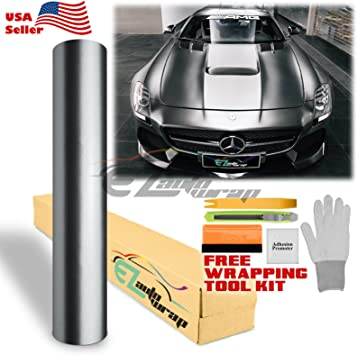 "*60/""x600/"" 3D BLACK CARBON FIBER Vinyl Sticker Wrap Air Bubble Release Hood Roof"