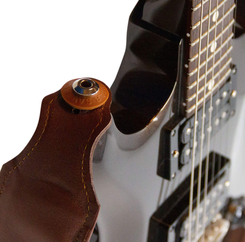 Blue 3 Pair Fender Guitar Protector Premium Strap Locks