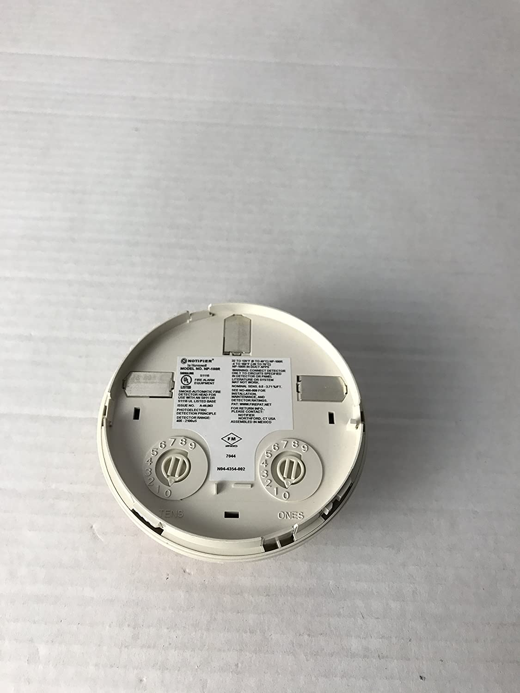 Notifier NP-100R - Addressable Photo Detector W/ Remote Testing - - Amazon.com