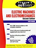 Schaum's Outline Electric Machines & Electromechanics (Schaum's Outlines)