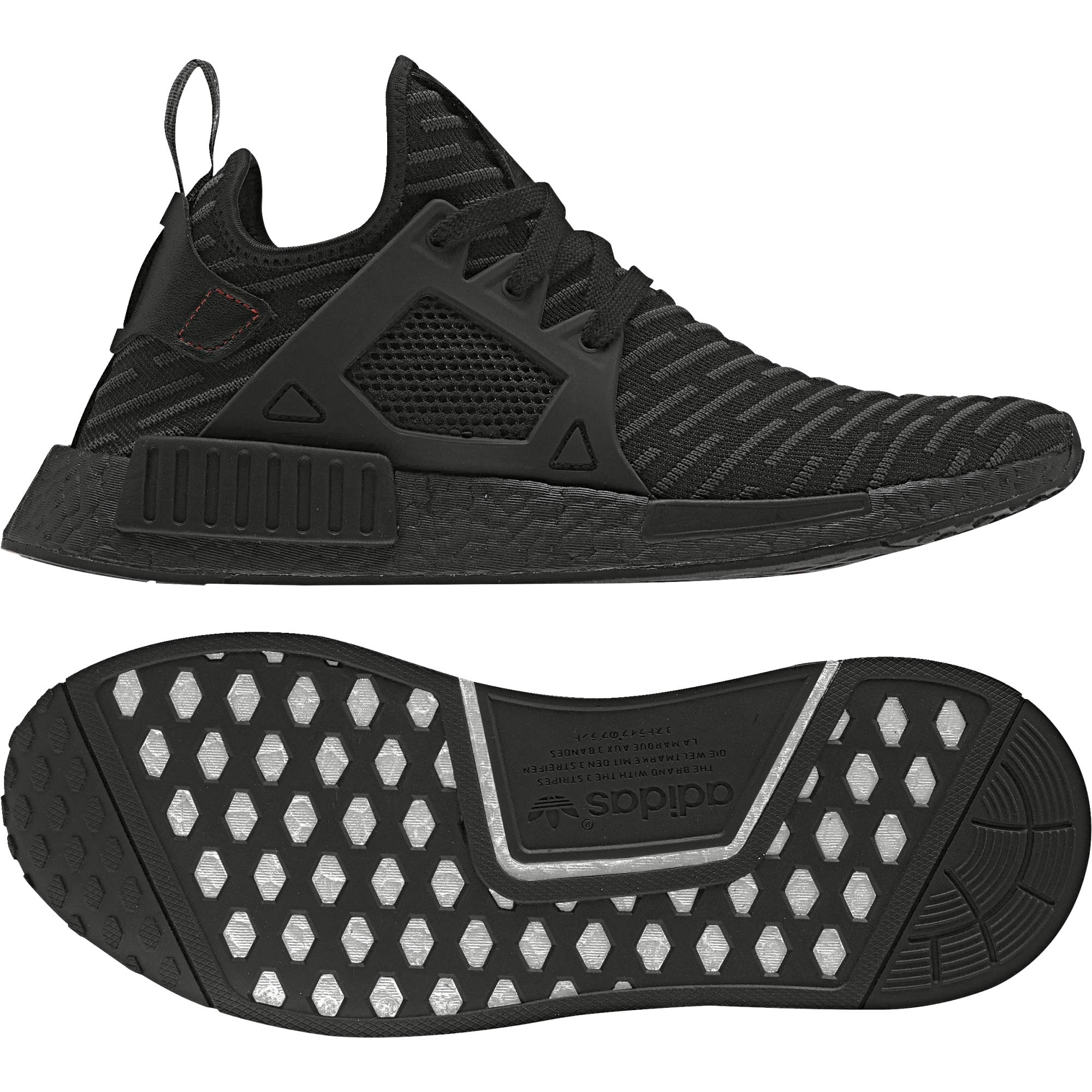 adidas nmd xr1 pk black