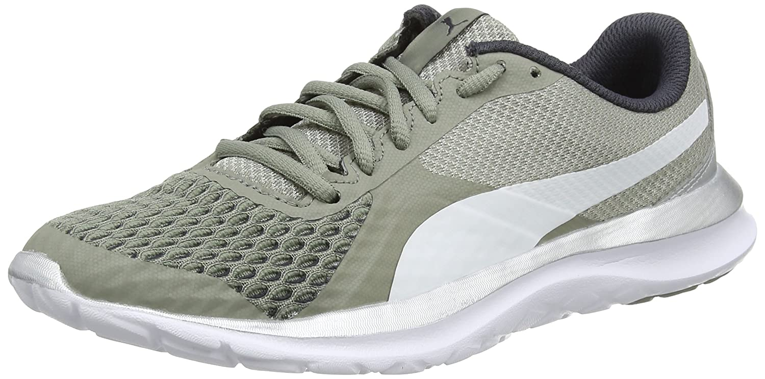 TALLA 45 EU. Puma Flex T1 Reveal, Zapatillas Unisex Adulto