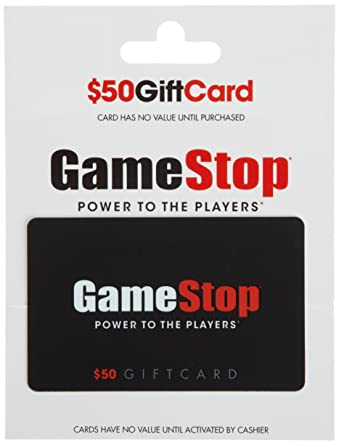 gamestop gift card 50 - Prepaid Cards Near Me