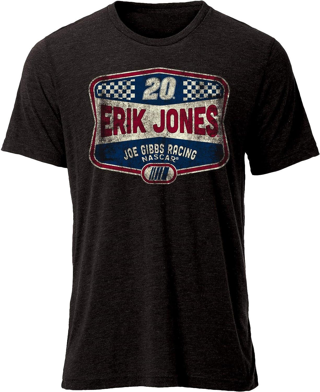 Ouray Sportswear NASCAR Mens Tri Blend S//S Tee