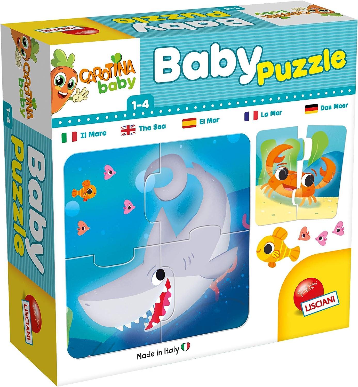 Lisciani 80045 Carotina Baby Memo Animals