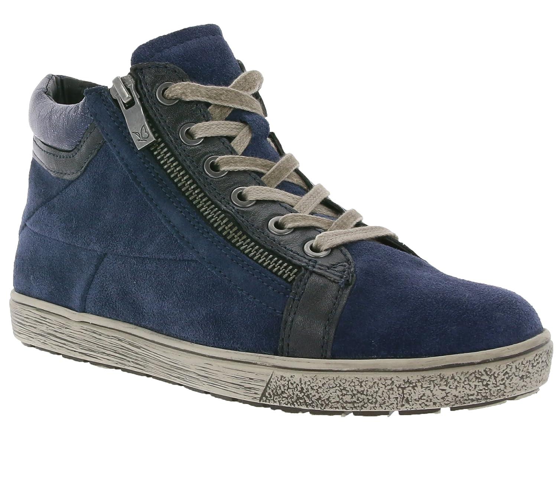 best sale wholesale dealer footwear CAPRICE Women´s Genuine Leather Sneaker Blue 9-25251-29 830 ...