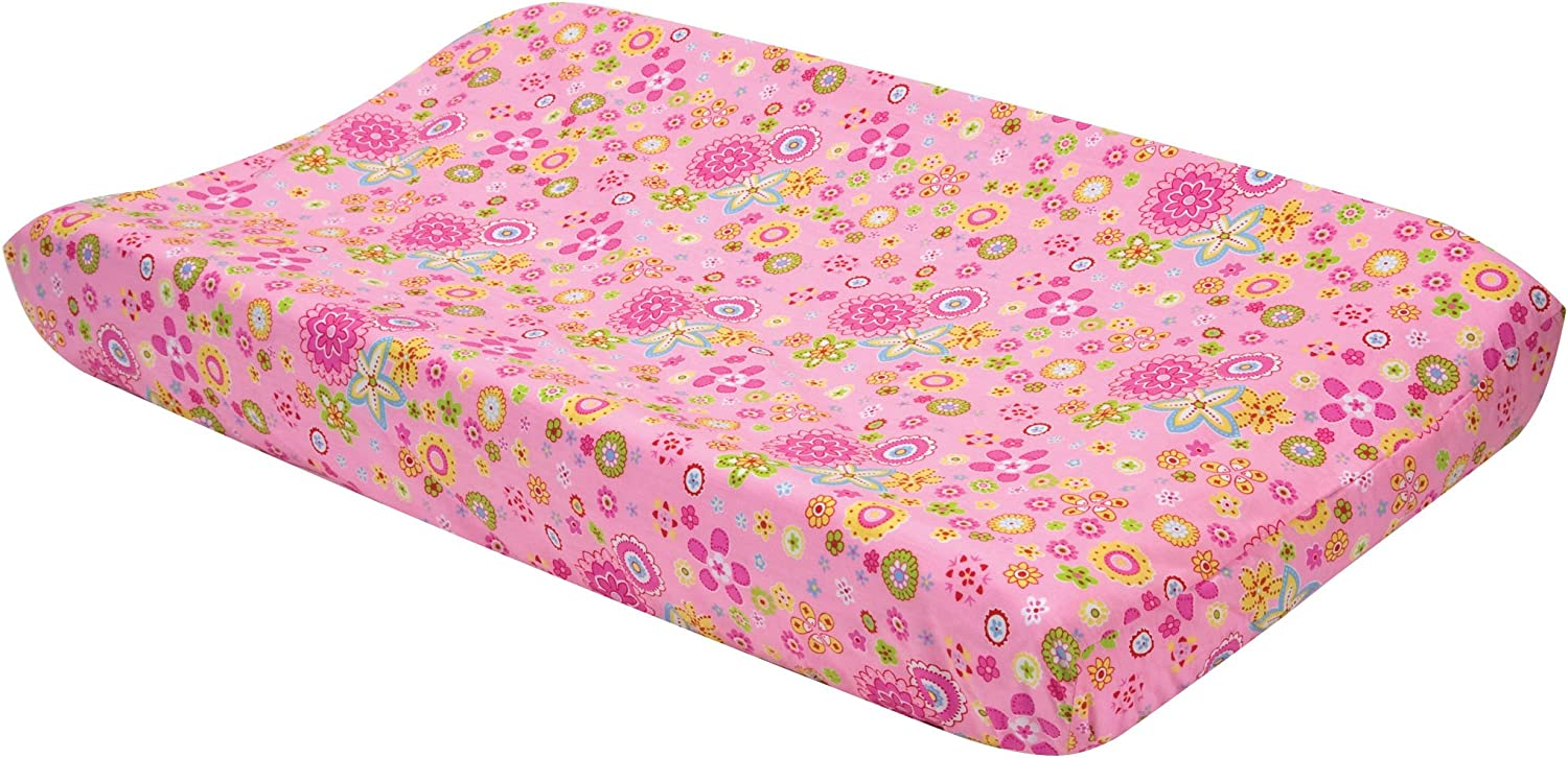 Hello Sunshine Trend Lab Changing Pad Cover