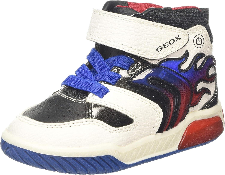 Geox J Inek Boy C Baskets Hautes gar/çon