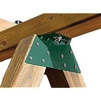 Swing-N-Slide Unisex-Child Swing Set Hardware NE 4467-1, Green