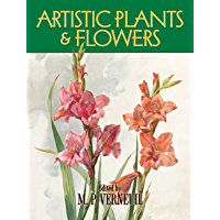 Artistic Plants and Flowers (Dover Fine Art, History of Art)