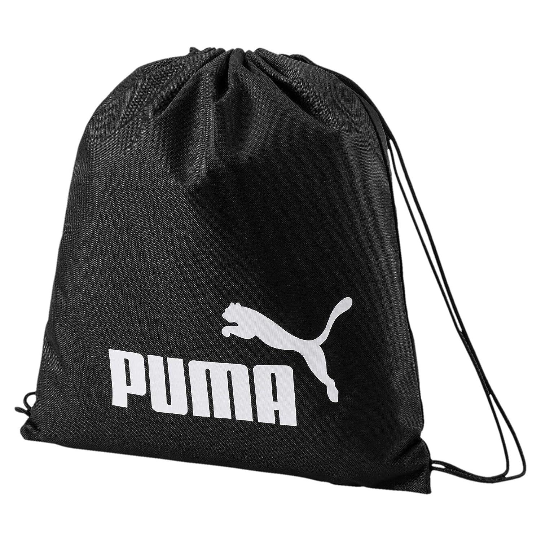 Puma Phase Bolsa de Deporte, Unisex Adulto, Black, OSFA: Amazon.es: Deportes y aire libre