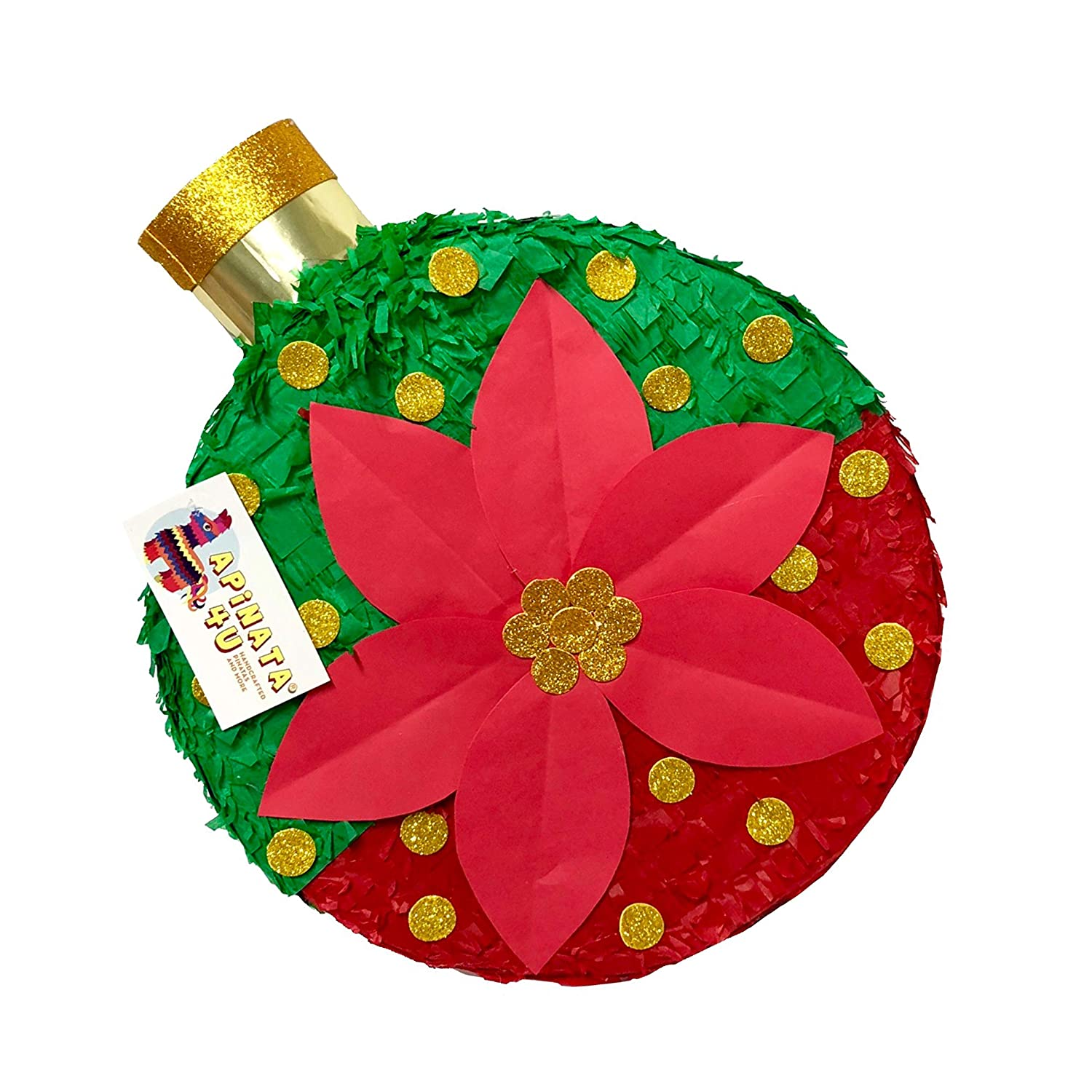 Christmas Ornament Pinatas