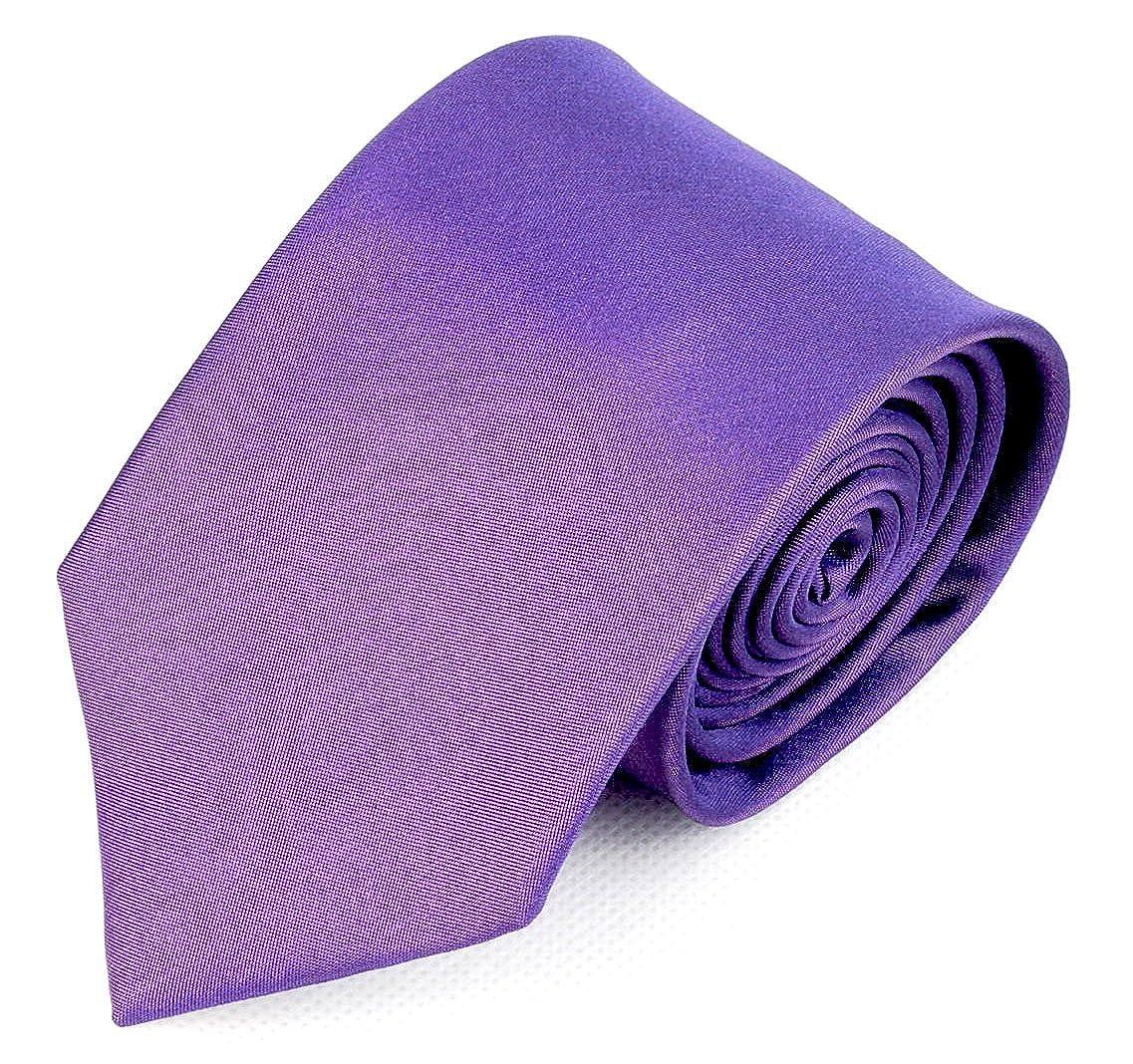 Corbata Hugo Boss Essential Purple: Amazon.es: Joyería