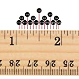 Outus 16 Pieces 12 Inch/ 30 cm Wooden Rulers