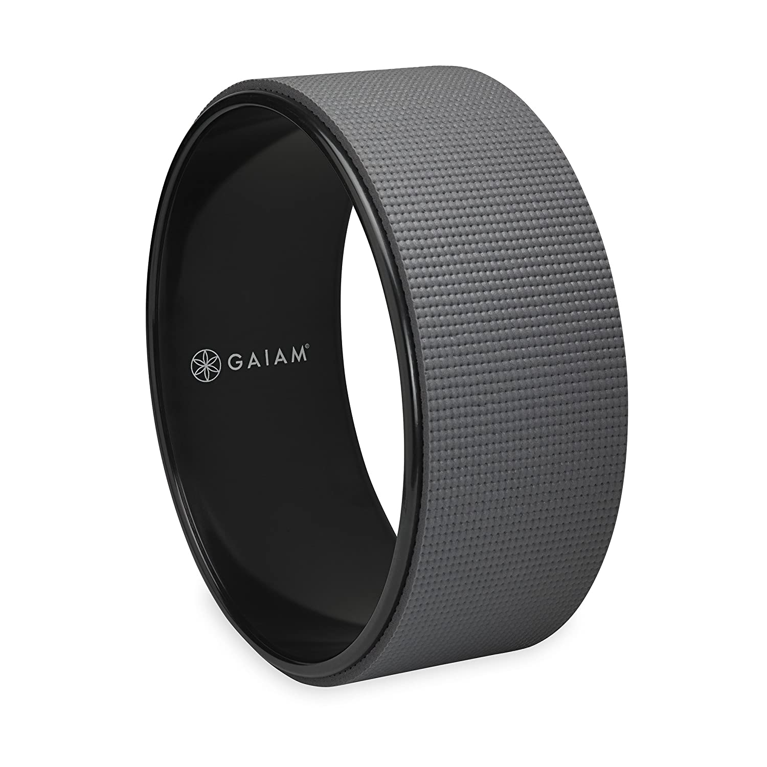 Gaiam Yoga rueda - 05-62573, Negro / Gris: Amazon.es ...