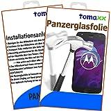 Vetro Temperato Motorola Moto x4Proteggi Schermo–Vetro temperato Pellicola protettiva in vetro brillante Qualità
