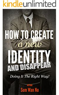 NEW NAME - A FRESH START IN LIFE WITH A NEW IDENTITY - VALID IN 50 ...