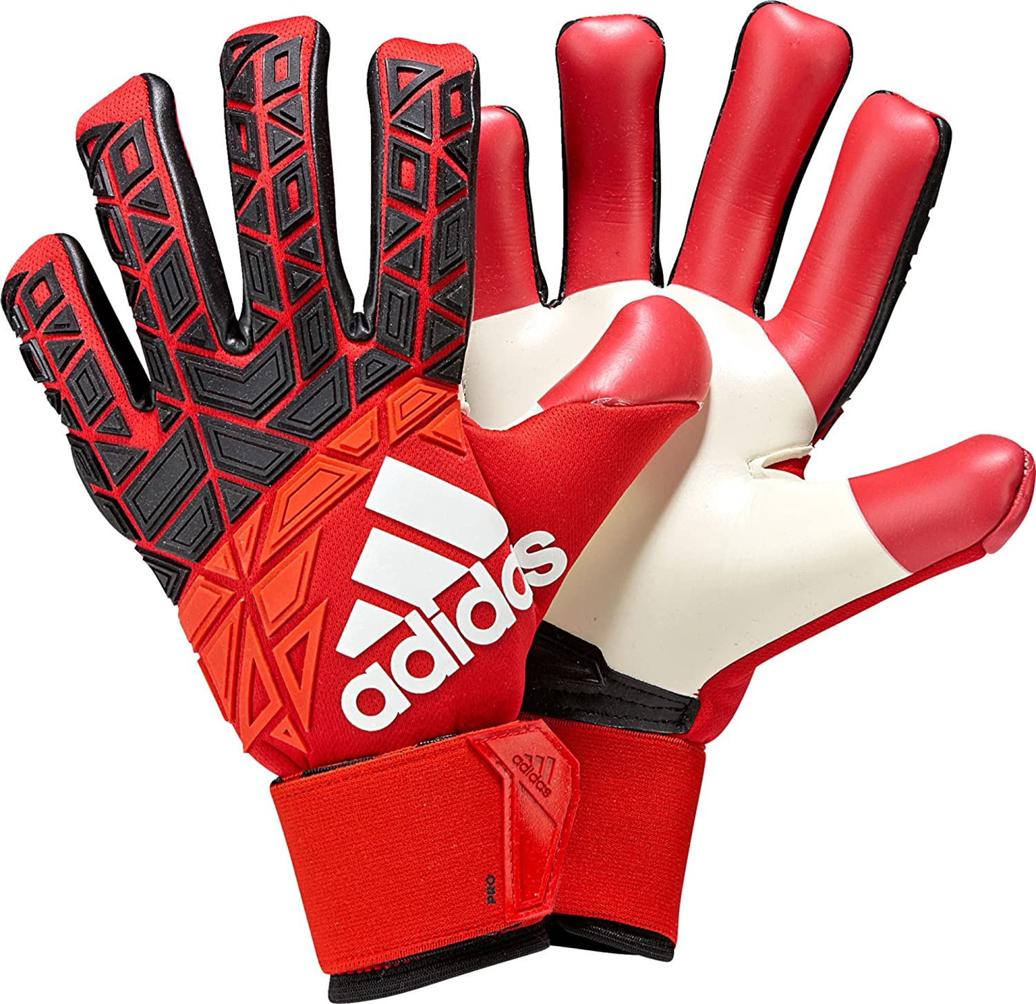 differently 5475b 10d7d Amazon.com : adidas Ace Trans Pro Goalkeeper Gloves 12 Red ...