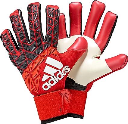 2d4815685 Amazon.com : adidas Ace Trans Pro Goalkeeper Gloves 12 Red-Black ...