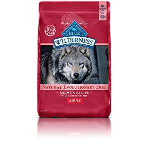 Wilderness Blue Buffalo High Protein Dry Adult Dog Food