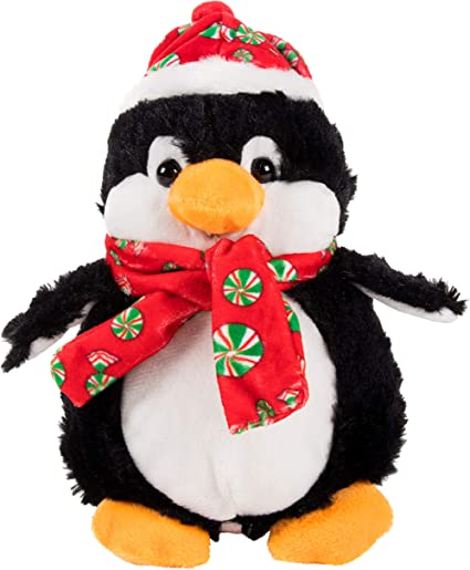 "Kid Gift Cute Penguin Plush Soft Toy Stuffed Animal Small 12/"" Boy Girl Age 3+"