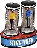 Westland Giftware Star Trek Magnetic Ceramic Salt & Pepper Shaker Set, Multicolor