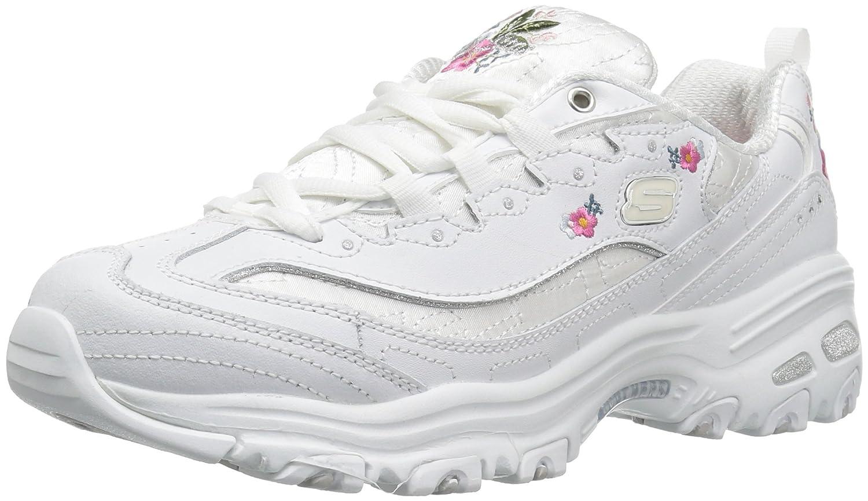 Skechers Skechers-11977_BLK Cuero Mujer 9.5 B(M) US|Blanco