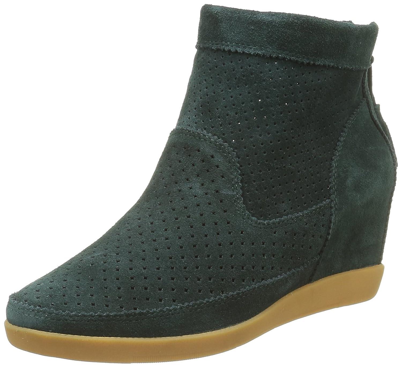 Shoe The Bear Emmy, Zapatillas Altas para Mujer 38 EU Verde (Green)