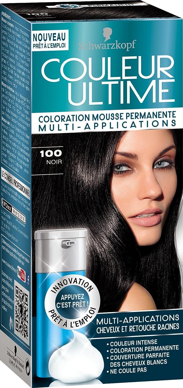 Retoucher couleur de cheveux