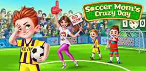 Soccer Mom's Crazy Day - A Sporty Style Adventure by TabTale LTD