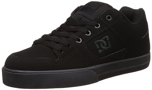 80634de10c Image Unavailable. Image not available for. Color  DC Men s Pure Skate Shoe  ...