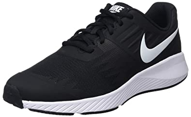 huge discount 1e19f 436db Nike Star Runner (GS), Chaussures de Running garçon, Multicolore (Black/