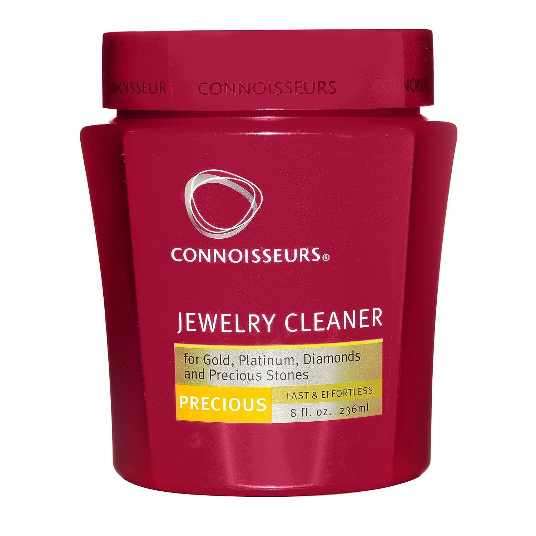 Connoisseurs Precious Jewellery Cleaner - 250ml - Jewel Sparkle, Diamonds, emeralds. Jewellery Care. 772