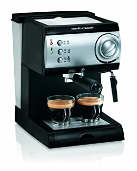 Hamilton Beach 40715 Espresso Machine