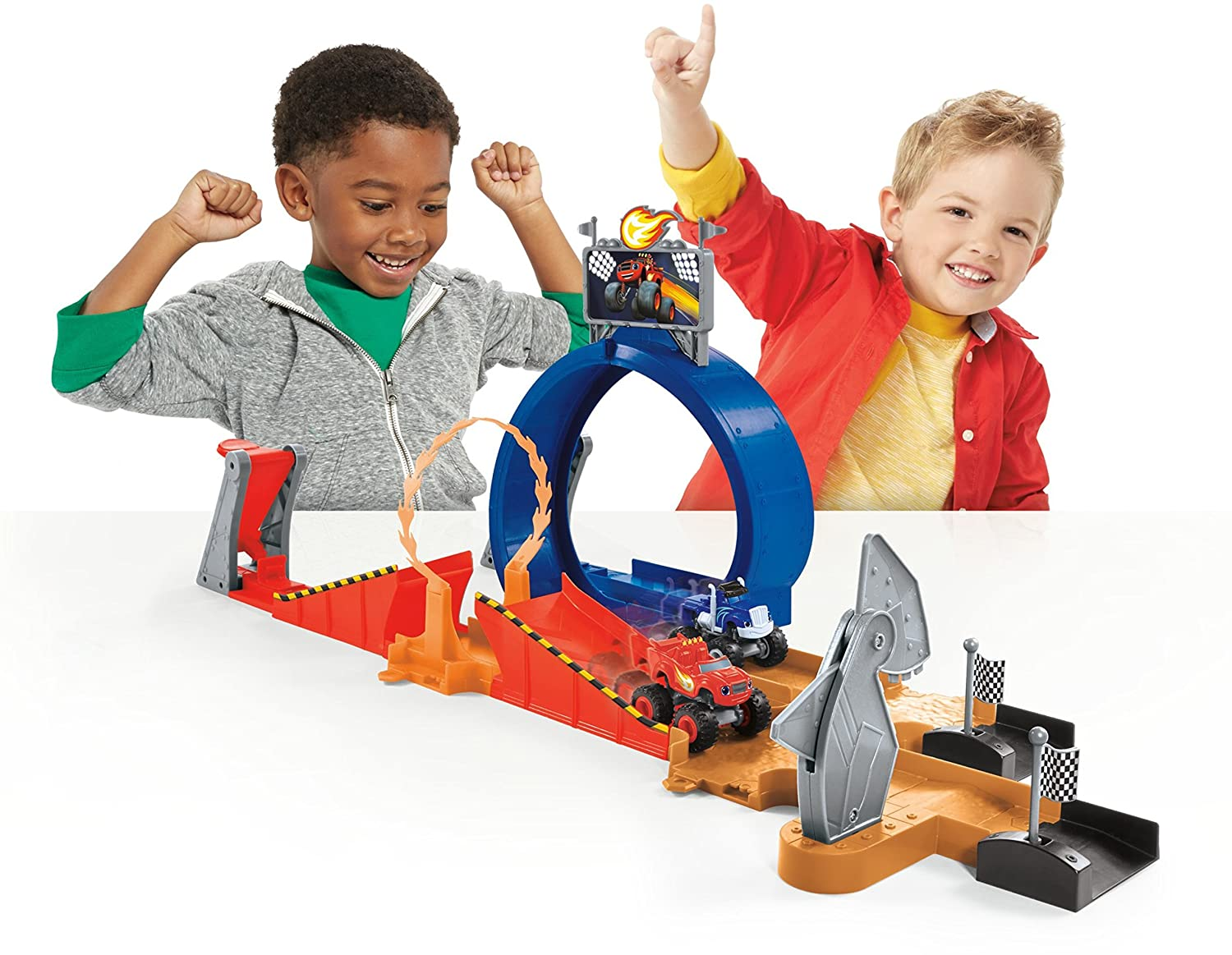 Blaze & the Monster Machines, Monster Dome Vehicle Playset