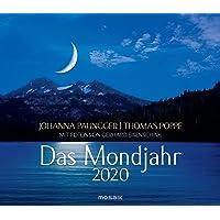 Das Mondjahr 2020: Wandkalender mit Fotos von Gerhard Eisenschink - Das Original