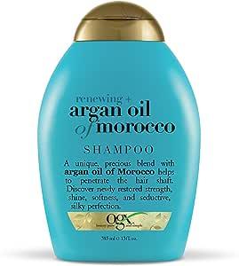 OGX Argan Oil Morocco Shampoo, 385ml