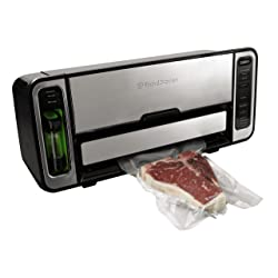 Food Saver 5860 Series 2-in-1 Automatic Bag-Making Vacuum Sealing System